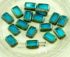 ✔ What's Hot Today: 8pcs Picasso Blue Crystal White Moonlight Rustic Table Cut Flat 2 Two Hole Rectangle Czech Glass Beads 12mm x 8mm https://czechbeadsexclusive.com/product/8pcs-picasso-blue-crystal-white-moonlight-rustic-table-cut-flat-2-two-hole-rectangle-czech-glass-beads-12mm-x-8mm/?utm_source=PN&utm_medium=czechbeads&utm_campaign=SNAP #CzechBeadsExclusive #czechbeads #glassbeads #bead #beaded #beading #beadedjewelry #handmade