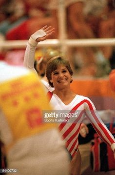 1000+ images about Mary Lou Retton on Pinterest  Mary lou retton, 1984 summe...