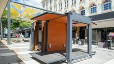 The Pod, Brunswick Street Mall in Fortitude Valley | Find a Space | Creative Spaces