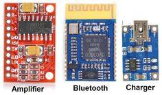 DIY Bluetooth Speaker by ASCAS