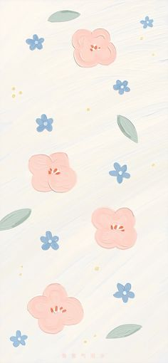 Wallpaper Doodle, Cute Pastel Wallpaper, Cute Patterns Wallpaper, Bear Wallpaper, Painting Wallpaper, Kawaii Wallpaper, Cute Wallpaper Backgrounds, Wallpaper Iphone Cute, Pretty Wallpapers
