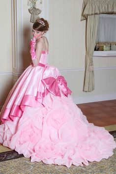 http://www.trendzystreet.com/clothing/dresses - sissyjacqui: This may be a prom dress, but I say that it's the perfect wedding attire for any sissy bride.