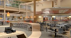 university dining center - Google Search