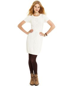 Sweater Dress $69.99 on sale
