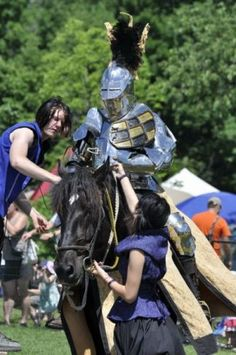 Knights of Valour Jousting