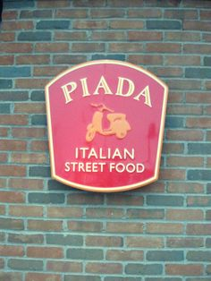 Piada: Italian Street Food, Columbus, OH.
