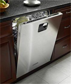 KitchenAid Stainless Steel Dishwasher Ultra Handle KUDE60HXSS