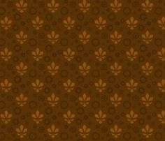 Steampunk Flur fabric by sarinilli on Spoonflower - custom fabric or this for the chair