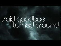 Carrie Underwood - See You Again (Lyric Video)