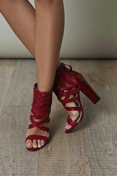 21e3e2d91ca Sandalias Rojas Dream Shoes