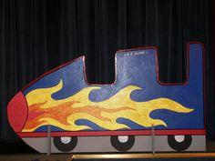 roller coaster car design  Very cool design