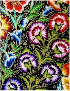 Jet Martinez Remixes Mexican Folk Art in New Floral Works | Hi-Fructose Magazine