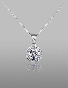 Diamon necklace