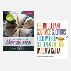 Allergen-Free Gourmet Cookbooks.