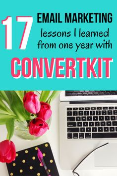 This month marks my one year anniversary of using ConvertKit in my  business. Now maybe that seems over-dramatic to mark the anniversary of a  software system in my business.    But honestly it's one of the major reasons that I've found success in the  on
