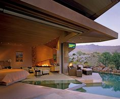 Desert Modern Bedroom.., One of my all time favorite inspirational images