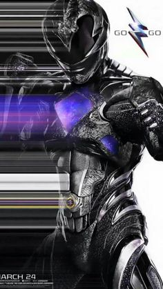 NYCC Black Ranger poster 2017 movie
