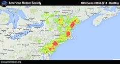 News - Bright meteor fireball wows northeast United States - The Weather Network http://www.theweathernetwork.com/news/articles/bright-meteor-fireball-wows-northeast-united-states/42778/