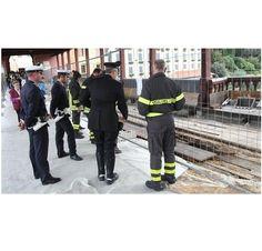 Incendio doloso al Ponte Vecchio di Bassano sfiorata la tragedia Autofficina Silvano Vicenza