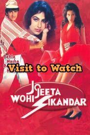~ Jo Jeeta Wohi Sikandar 1992 FULL MOVIE Sub English Imdb Movies, Movies 2019, Top Movies, Be With You Movie, Now And Then Movie, Popular Movies, Latest Movies, Movie Synopsis, Film Streaming Vf