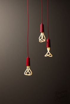 Plumen Light bulb and Plumen Fabric cable pendant cord | eBay