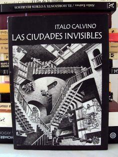 Agosto 2012. Las Ciudades Invisibles de Italo Calvino. (Click en la imagen para descargar el libro en formato epub).