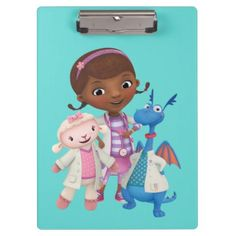 #Doc McStuffins | Best Medic Buddies Clipboard - #giftideas for #kids #babies #children #gifts #giftidea