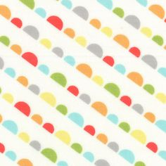 Happy Go Lucky - Jump - Multi (half yard) by Bonnie and Camille (55064 19)