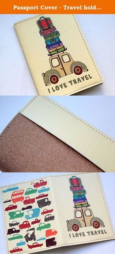 Cool Cars accessories 2017: Passport Cover - Travel holder - Passport case - Retro Car with Cases. Passport ...  Luggage & Travel Gear, Handbags & Accessories, Handmade Products Check more at http://autoboard.pro/2017/2017/04/10/cars-accessories-2017-passport-cover-travel-holder-passport-case-retro-car-with-cases-passport-luggage-travel-gear-handbags-accessories-handmade-products/