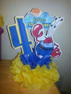 Spongebob Squarepants | CatchMyParty.com