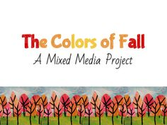 This PDF lesson presentation can be used as a printable lesson guide, or as a slideshow presentation to direct students through the steps of the project. This lesson explores a variety of art supplies and techniques, such as chalk pastel, baking soda paint, cutting, gluing, drawing, blending, and collage, inspired by the colors of fall.Included in this PDF are the following:step-by-step photo visualsphoto inspirationstudent promptssupply liststudent examples