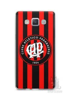 Capa Capinha Samsung A7 2015 Time Atlético Paranaense - SmartCases - Acessórios para celulares e tablets :)