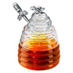 Free Shipping. Buy Artland Honey 15 oz. Bee Pot with Dipper at Walmart.com