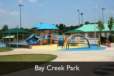 Bay Creek Park, Loganville, Georgia  www.gwinnettparks.com