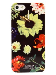 YOSHiKO CREATiON  [限定] iPhone cover  http://www.stylife.co.jp/nuan/item?model_cd=343209