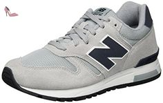 420, Baskets Homme, Gris (Light Grey), 45.5 EUNew Balance