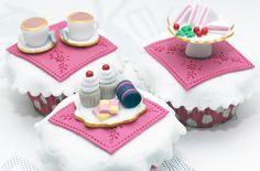 Tea party cupcakes recipe - Recipes - goodtoknow