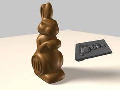 Πρωτότυπα καλούπια για ζαχαροπλαστική στο 3D Spot!!! Φτιάξτε όλα τα μοναδικά σοκολατένια ζωάκια που λατρεύουν τα παιδιά! 👧👨👩🍪🍪🍪 #chocolate #mold #pastry #baking #cookies #3dprinted #3dprints #easter #candles #3dworld #3ddesign #3dprint #3dprinting #3dprintideas #thessaloniki #3dspot #3dprintedsign #ideas #innovations #print #design #3dprinter #3dprintedmodels 3d Prints, Confectionery, Knife Block, Cookies, Baking, Crack Crackers, Biscuits, Bakken, Cookie Recipes