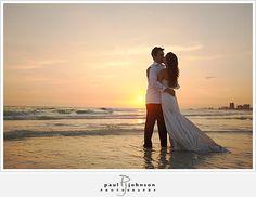 Paul Johnson Photography Blog » Blog Archive » Whited Trash the Dress - June 29th soo romantic♥
