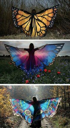 Imagen de Alas, wings, and colorido