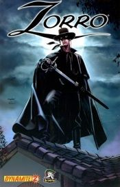 Zorro - o herói mascarado inspirado nas aventuras de capa e espada.