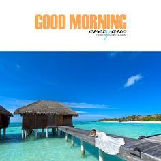 좋은 아침입니다~~~ 모두들 행복한 하루 보내세요! #리얼몰디브 #몰디브 #Maldives #Goodmorning #몰디브여행사 #몰디브리조트 #travelingALONE