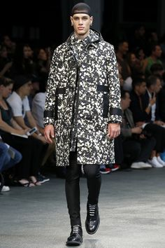 Givenchy, spring/summer 2015 menswear
