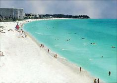 Sarasota Florida. With some of the finest beaches in the world, ..
