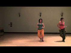 Zumba - Party Rock Anthem - FitRepublic...LOVE this choreography!