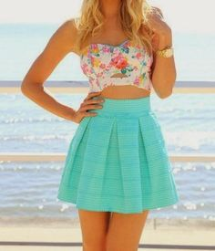 Love the style, nice summer outfit! | Gloss Fashionista