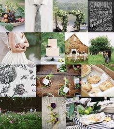 Today, we are thrilled to feature an idea many of us are seeing in the restaurant world, but that's new to weddings: farm-to-table! Description from luxefinds.com. I searched for this on bing.com/images