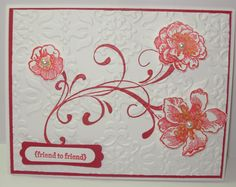 Stampin' Up Everything Eleanor