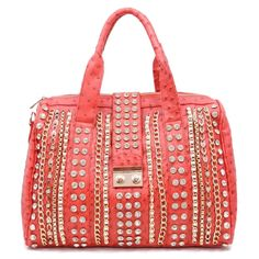 STATEMENT BAG!  $60.00 FREE SHIP GILDEDICE.COM