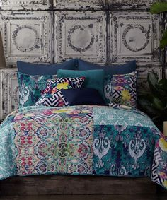 Another great find on #zulily! Tracy Porter Florabella Quilt Set by Tracy Porter #zulilyfinds